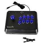 SereneLife SLARJST24 Arcade Flight Stick Video Game Joystick Controller for PS3, PS4, Xbox 360, Xbox