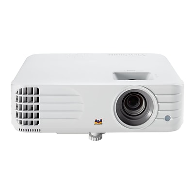 ViewSonic Home Theater PG706WU DLP Projector, White
