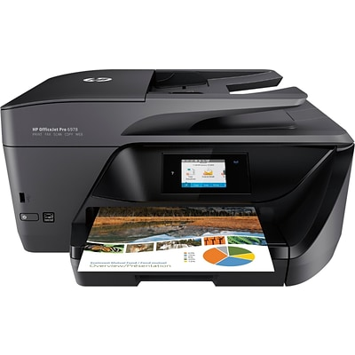 HP OfficeJet Pro 6978 Color Inkjet All-In-One Printer, HP Instant Ink Ready (T0F29A)