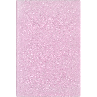 Partners Brand Anti-Static Flush Cut Foam Pouches, 4 x 6, Pink, 500/Case (FP46AS)