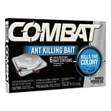 Combat Source Kill 4 Bait for Ants, Odorless, Unscented, 0.21 oz., 6/Box (DIA45901)