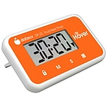 Datexx Hover Touchless Digital Timer, Orange (DTXDF22OR)