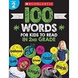 Scholastic 100 Words For Kids To Read In 2nd Grade (SC-832311)