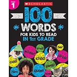 Scholastic 100 Words For Kids To Read In 1st Grade (SC-832310)