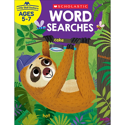 Scholastic Little Skill Seekers: Word Searches (SC-830640)