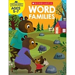 Scholastic Little Skill Seekers: Word Families (SC-830639)