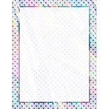 Teacher Created Resources 17 x 22 Iridescent Blank Chart (TCR7950)