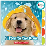 Rookie Toddler Listen to the Rain by Janice Behrens, Board Book (9780531127049)