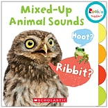 Rookie Toddler Mixed-Up Animal Sounds by Laine Falk, Board Book (9780531127025)