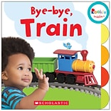 Rookie Toddler Bye-bye, Train by Pamela Chanko, Board Book (9780531127018)
