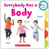 Rookie Toddler Everybody Has a Body by Janice Behrens, Board Book (9780531127056)