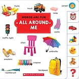 Scholastic Words Are Fun All Around Me (SC-660027)
