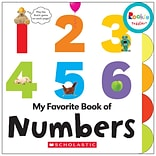 Rookie Toddler My Favorite Book of Numbers by Janice Behrens, Board Book (9780531226841)