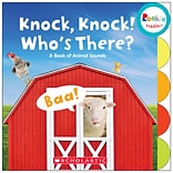 Rookie Toddler Knock, Knock! Whos There? by Pamela Chanko, Board Book (9780531226827)