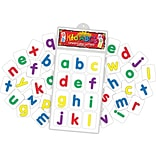 Barker Creek Learning Magnets®, Lowercase Letters with extras (LM1130)