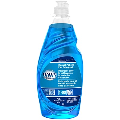 Dawn Professional Manual Pot and Pan Dish Detergent Liquid, Original Scent (45112)