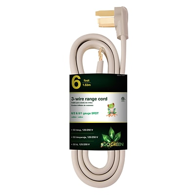 GoGreen Power 6 3W Range Cord, GG-27006