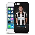 Official Newcastle United Fc Nufc 2016/17 First Team 1 Dummett Hard Back Case For Apple Iphone 5 / 5