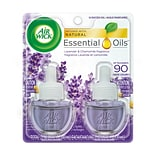 Air Wick Scented Oil, Lavender & Chamomile, 2/Pack (6233878473)