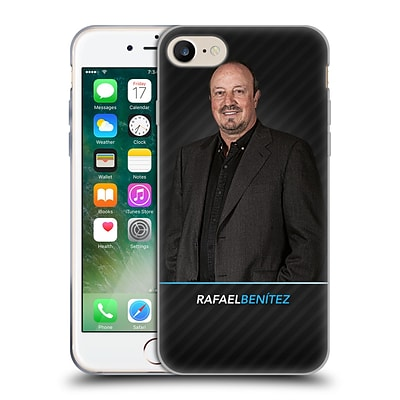 Official Newcastle United Fc Nufc 2016/17 First Team 1 Benitez Soft Gel Case For Apple Iphone 7