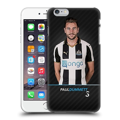 Official Newcastle United Fc Nufc 2016/17 First Team 1 Dummett Hard Back Case For Apple Iphone 6 Plus / 6S Plus