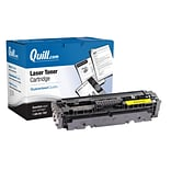 Quill Brand® HP 410X Remanufactured Yellow Toner Cartridge High Yield (CF412X) (Lifetime Warranty)