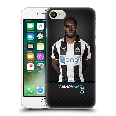 OFFICIAL NEWCASTLE UNITED FC NUFC 2016/17 FIRST TEAM 2 Anita Hard Back Case for Apple iPhone 7