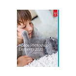 Adobe Photoshop Elements 2020 for 1 User, Mac OS X, Download (65300813)