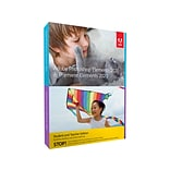 Adobe Photoshop Elements 2020 & Premiere Elements 2020 Student & Teacher Edition for 2 Users, Mac, D