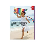 Adobe Premiere Elements 2020 for 2 Users, macOS X, Download (65300909)