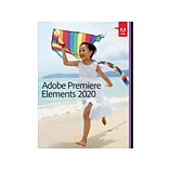 Adobe Premiere Elements 2020 for 2 Users, Windows, Download (65300908)