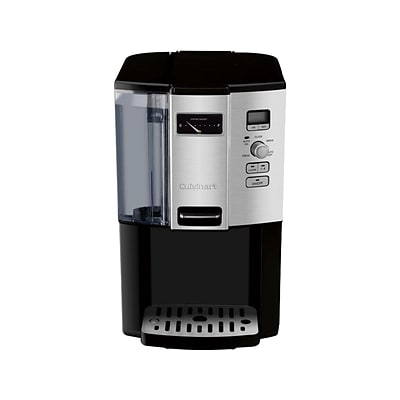 Cuisinart Coffee On Demand 12 Cups Automatic Coffee Maker, Black/Stainless (DCC-3000)