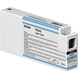 Epson T834 Light Cyan Ink Cartridge, Standard Yield