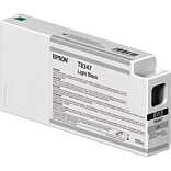 Epson T834 Light Black Ink Cartridge, Standard Yield