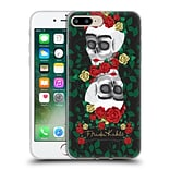 Official Frida Kahlo Roses Mirror Soft Gel Case For Apple Iphone 7 Plus