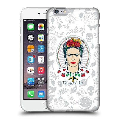OFFICIAL FRIDA KAHLO ICONS Portrait Hard Back Case for Apple iPhone 6 Plus / 6s Plus