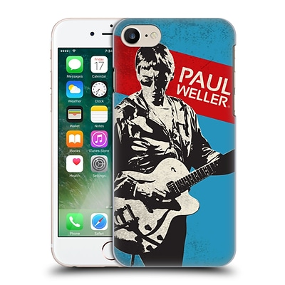 OFFICIAL THE JAM KEY ART Paul Weller Hard Back Case for Apple iPhone 7
