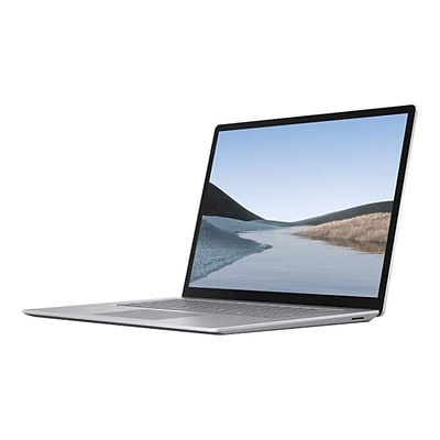 Microsoft Surface Laptop 3 VGZ-00001 15 Touch-Screen, AMD Ryzen 5, 8GB Memory, 256GB SSD, Platinum