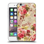 OFFICIAL RIZA PEKER FLOWERS Floral V Soft Gel Case for Apple iPhone 6 / 6s
