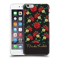 OFFICIAL FRIDA KAHLO ROSES Pattern Hard Back Case for Apple iPhone 6 Plus / 6s Plus