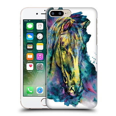 OFFICIAL RIZA PEKER ANIMALS Horse Hard Back Case for Apple iPhone 7 Plus