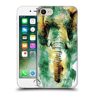 OFFICIAL RIZA PEKER ANIMALS Wild Africa Hard Back Case for Apple iPhone 7