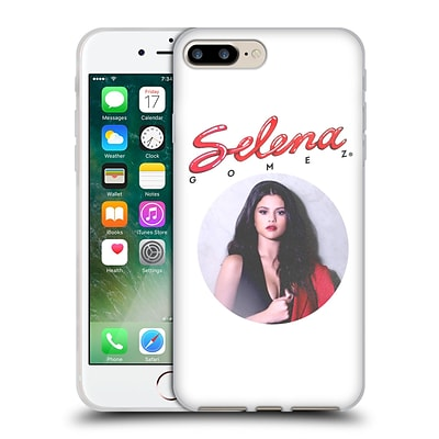 OFFICIAL SELENA GOMEZ REVIVAL Kill Em with Kindness Soft Gel Case for Apple iPhone 7 Plus