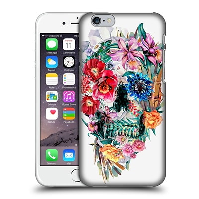 OFFICIAL RIZA PEKER SKULLS Momento Mori VI Hard Back Case for Apple iPhone 6 / 6s