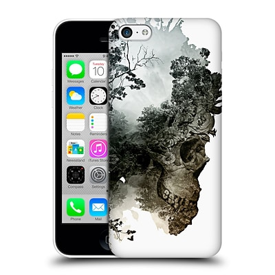 OFFICIAL RIZA PEKER SKULLS Metamorphosis Hard Back Case for Apple iPhone 5c