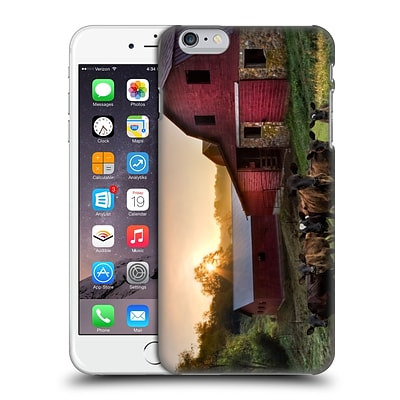 OFFICIAL CELEBRATE LIFE GALLERY LANDSCAPE Babies On The Farm Hard Back Case for Apple iPhone 6 Plus / 6s Plus