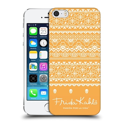 OFFICIAL FRIDA KAHLO COYOACAN PATTERNS Lace Hard Back Case for Apple iPhone 5 / 5s / SE
