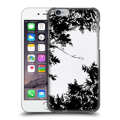 OFFICIAL CAITLIN WORKMAN ORGANIC Spring Nights Sky BW Hard Back Case for Apple iPhone 6 / 6s
