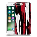 OFFICIAL CALEB TROY WOOD Crimson Splinters Hard Back Case for Apple iPhone 7 Plus