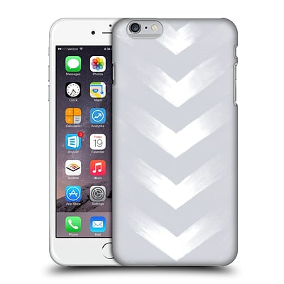 OFFICIAL CAITLIN WORKMAN MODERN Grey Point Hard Back Case for Apple iPhone 6 Plus / 6s Plus